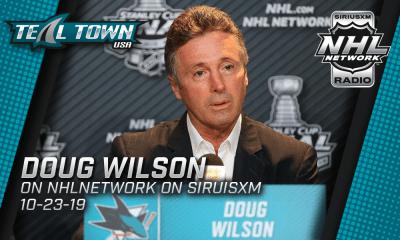 Doug Wilson on Sirius NHL Network