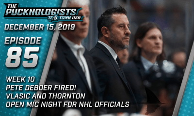 The Pucknologists - EP 85 - A San Jose Sharks podcast
