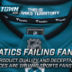 Fanatics Failing Fans