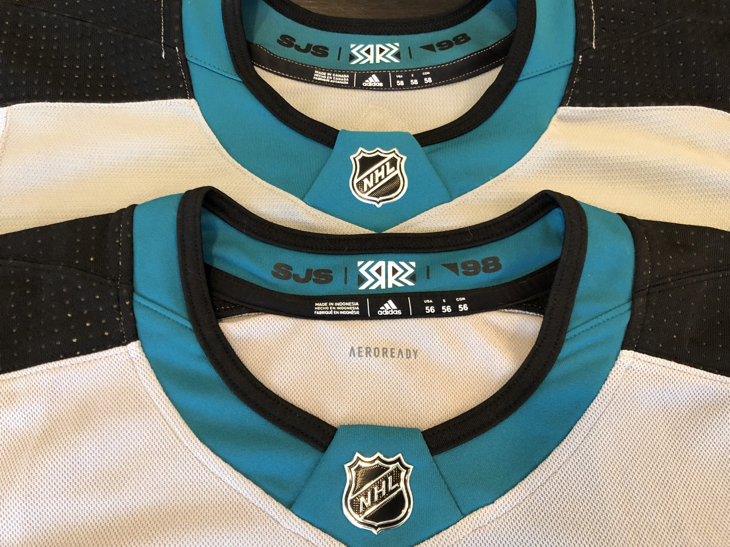 Stop Calling Adidas NHL Jerseys Authentic - Teal Town USA