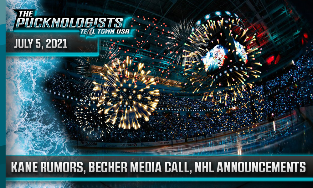 Kane Rumors, Becher Media Call, NHL Announcements - The Pucknologists 135