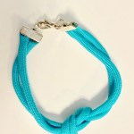 Handmade Eternity Knot Paracord Bracelet T E A L Walk Tell Every Amazing Lady