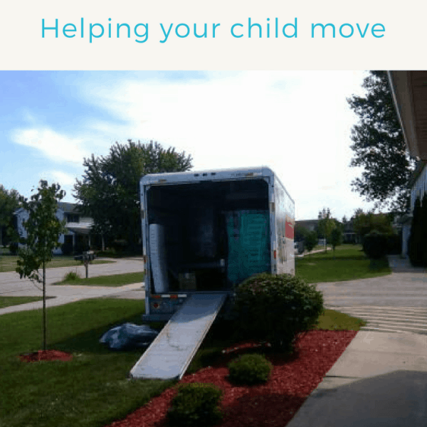 Transitions: Helping my child move across the country