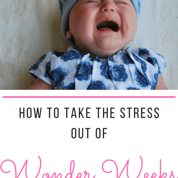 How to Use the Wonder Weeks Without the Stress