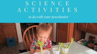 Easy Preschool Science {Vol. 1}
