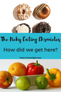 Picky eating in toddlers, preschoolers, and small children. How does picky eating start and how to fix picky eating.