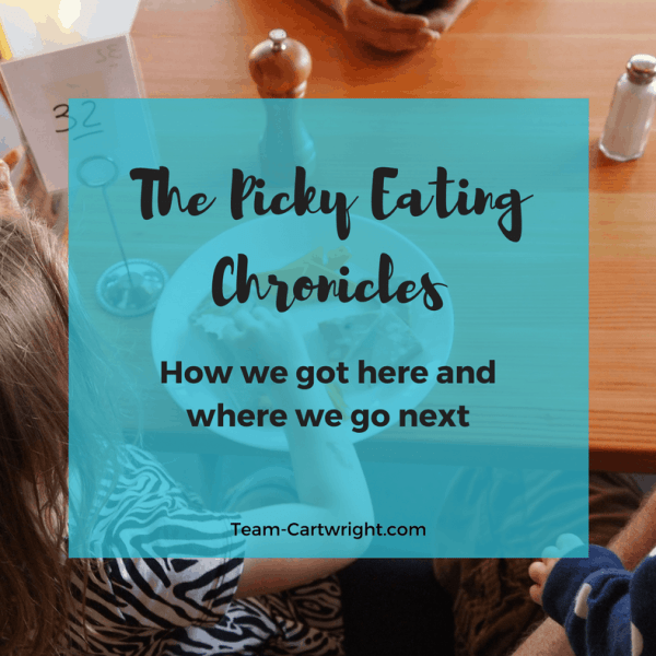 The Picky Eating Chronicles: How did we get here?