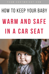 As the weather gets cooler the challenge comes up for how to keep your baby warm in the car seat, but still super safe. You have options! Here are some great ways to make sure you follow all car seat safety rules but still keep your baby toasty warm. #car #seat #safety #warm #weather #health #baby #tips #hacks #mom Team-Cartwright.com
