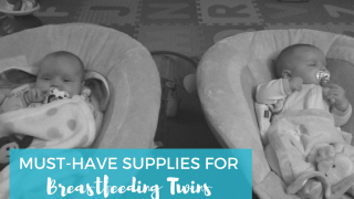 Must-Have Supplies for Breastfeeding Twins