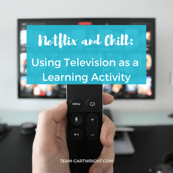 How To Use Television as a Learning Activity