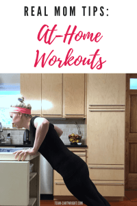 Looking for quick and easy ways to fit a little toning into your day?  Try these easy do anywhere 30-second exercise.  Give yourself a boost and get fit, Mama!  #exercise #workout #momexercise #workoutathome #fastworkout #quickexercise #toningtipformoms #momfitness Team-Cartwright.com