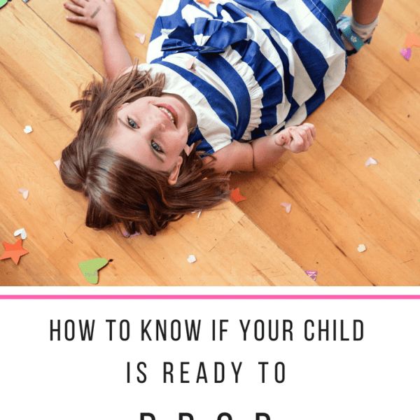 How To Know If Your Child Is Ready To Drop To No Naps