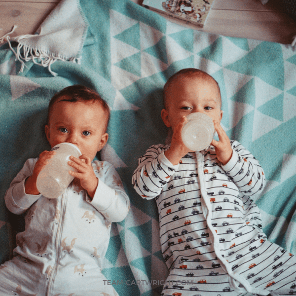 Why Baby Led Weaning is a Perfect Approach for Twins