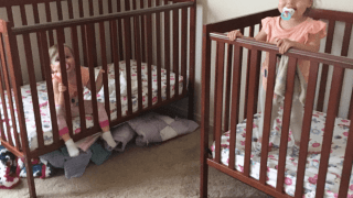 Keep the Crib: How To Keep Your Toddler From Escaping