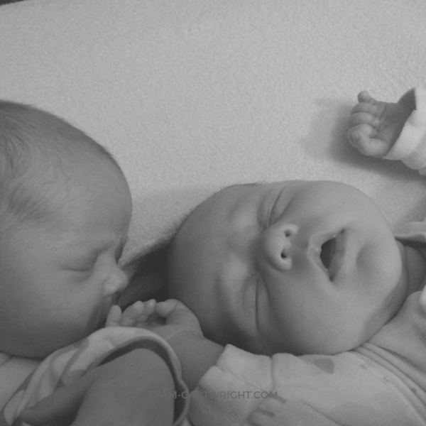 How To Do a Dream Feed with Twins