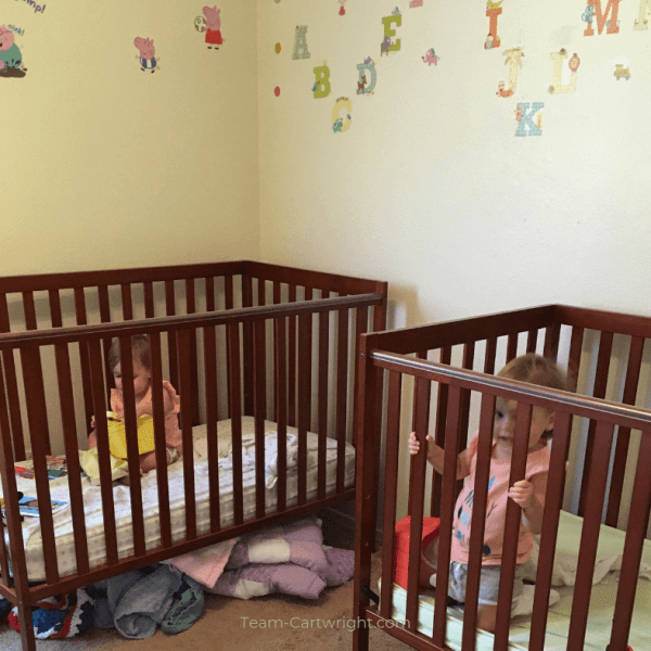 How To Survive the 2 Year Old Sleep Regression with Twins