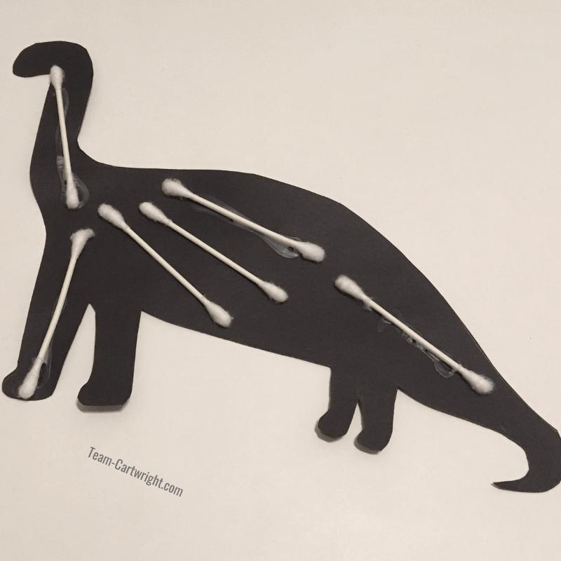 dinosaur process art fossil picture