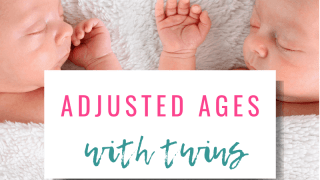 Adjusted Ages for Twins: What They Mean and How To Calculate Them