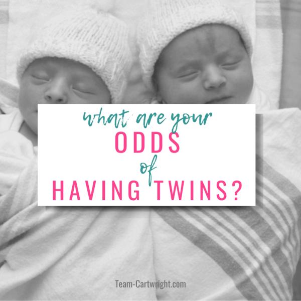 Odds of Having Twins and Odds of Having Twins After Twins FAQ
