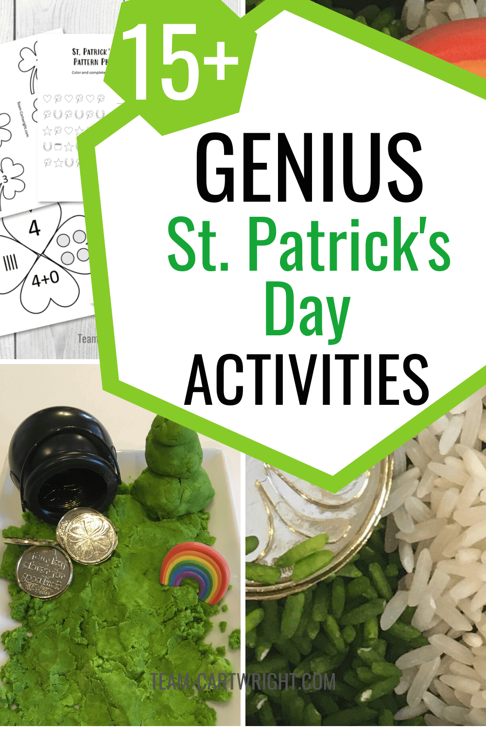 Genius St. Patrick's Day Activities