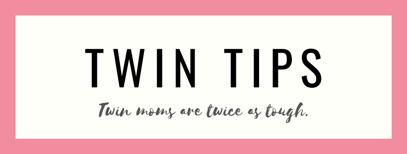 Twin Tips: Twin moms are twice as tough.