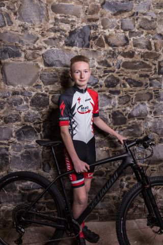 Team HWG Gedern Ben Hirl bike