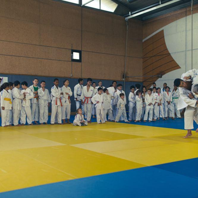 Judo Marseille e