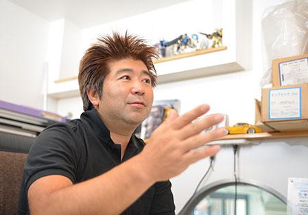 株式会社TP WORXポリッシュワークス代表取締役加藤宏之