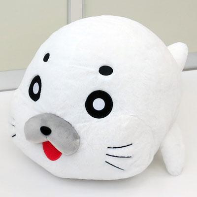『少年アシベ GO! GO! ゴマちゃん ゴマちゃん ぬいぐるみ』リアルサイズのかわいいゴマちゃんのぬいぐるみ☆