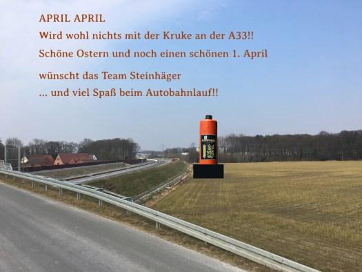 April April in Steinhagen
