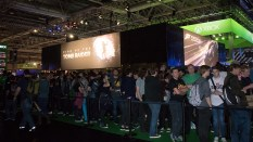 EGX, event, expo, video games, Rise of the Tomb Raider