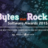 Nominated for the Bytes that Rock! Awards 2015