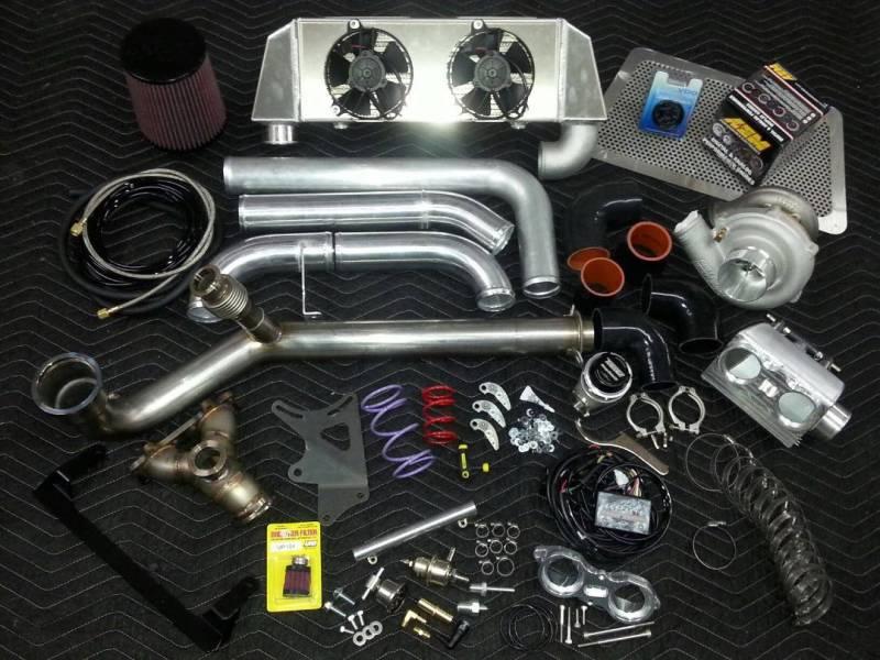 KampT RZR 1000 Turbo Kit