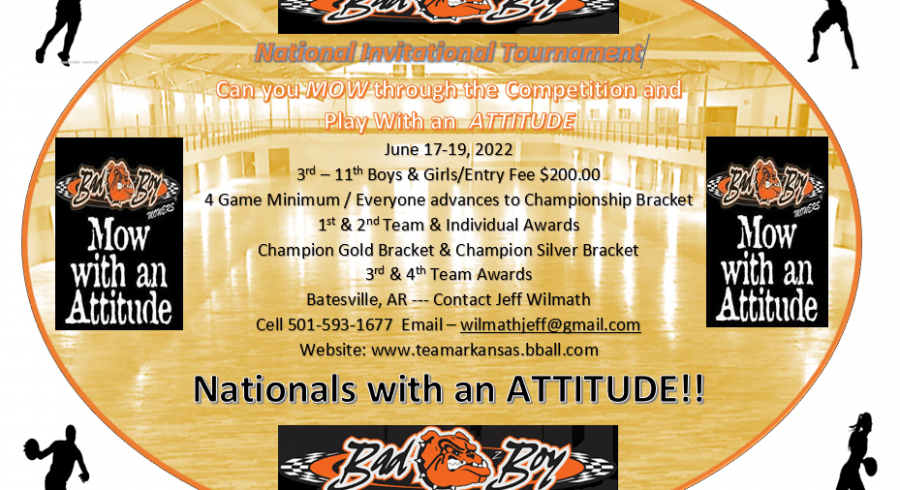 Orange Bad Boy National Invitional Main