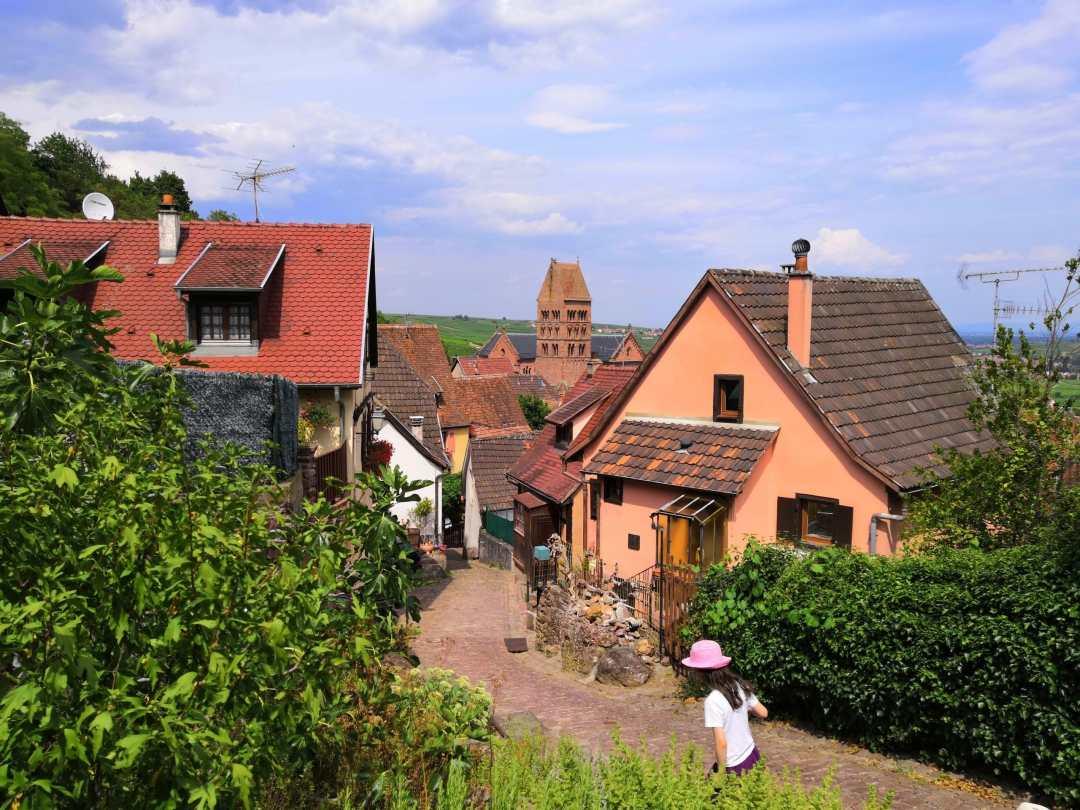 Rando jeu Alsace