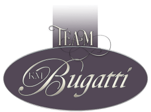 Team Bugatti Logo