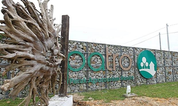 Perak Agrotourism Resort PATRO