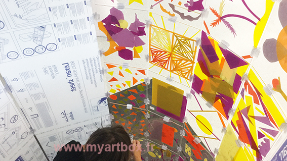 paintt'tube avec artiste aNa