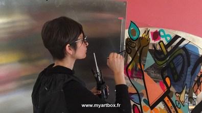 fresque participative lyon