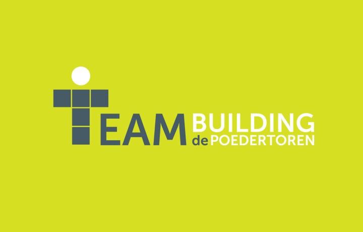 Teambuilding de Poedertoren Logo