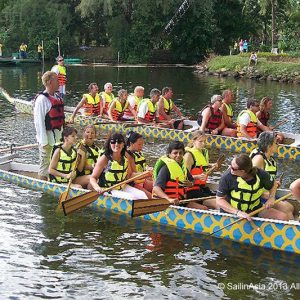Dragonboat Racing