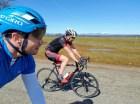 Bike ride with buddy, Carson