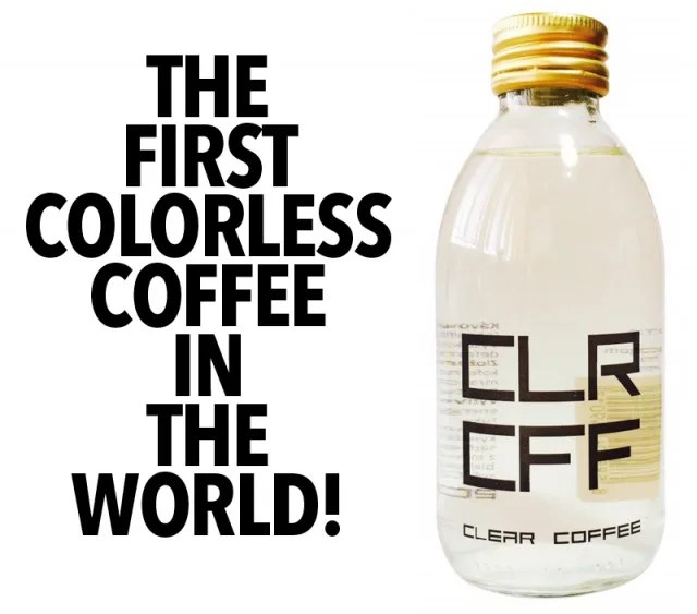 クリアコーヒー