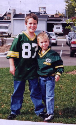 1999-Oct Packer fans from Kentucky