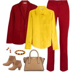 Red and Gold 1