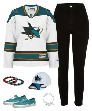 San Jose Sharks - Game Day Style