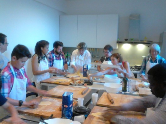 pizza team building