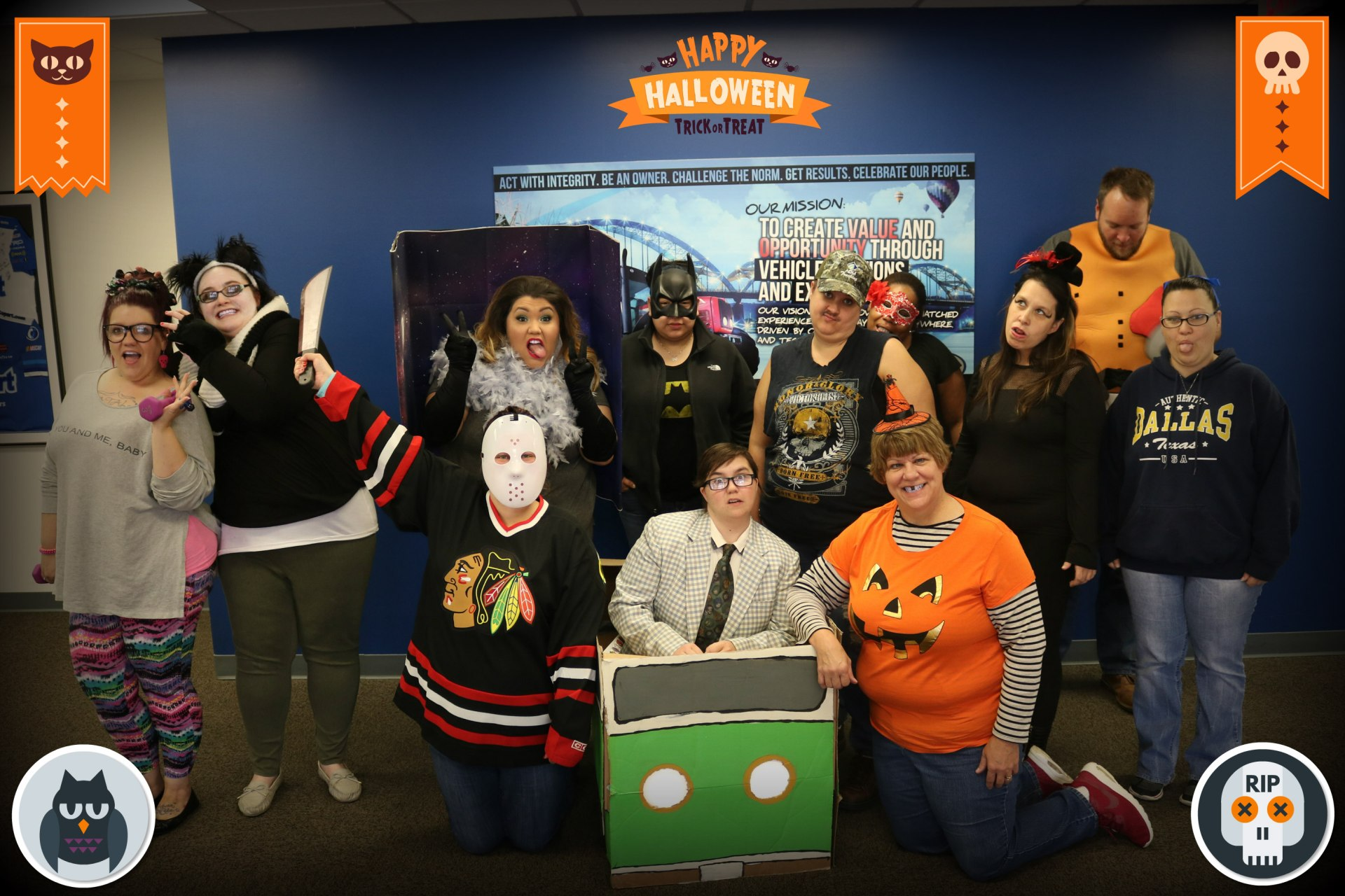 Network - Title Procurement Halloween GOOFY
