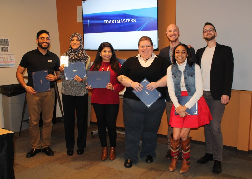 Toastmasters Speeches March 2019 (2)
