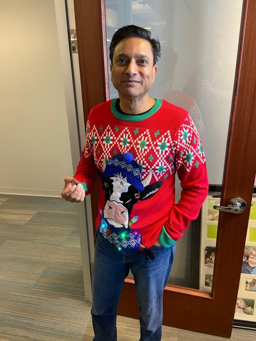 Rama Christmas Sweater